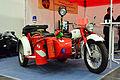 Dnepr MT 12 FFW Wohlde (1953) – Hamburger Motorrad Tage 2015 01.jpg
