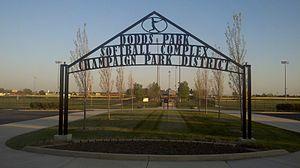 Dodds Park - Image: Dodds Park