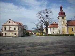 Dolní Lukavice Municipality in Plzeň, Czech Republic