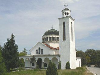Dolni Dabnik - Image: Dolni Dubnik church