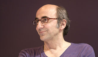 Dominique Fabre - Dominique Fabre in March 2010