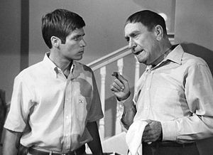 William Demarest - Demarest with Don Grady in My Three Sons (1969)
