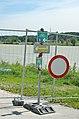 Donauradweg blocked, Marbach an der Donau.jpg