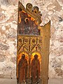 Door, Monastery of the Cross Museum, Jerusalem, Israel דלת, מוזיאון מנזר המצלבה, ירושלים - panoramio.jpg