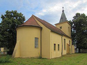 Bensdorf - Church in Altbensdorf