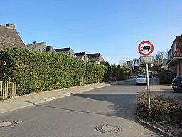 Dorfstraße in Schwentinental