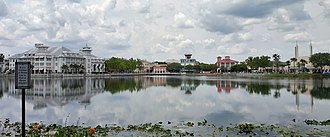 Celebration, Florida - Downtown Celebration