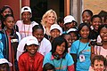 Dr. Jill Biden With South African Students (4693315859).jpg