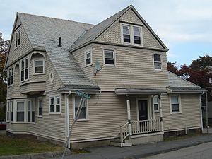 Dr. Frank Davis House - Image: Dr Frank Davis House