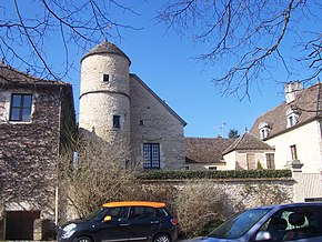 Dracy-le-Fort