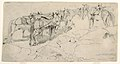 """Drawing, Study for """"Mount Washington"""" and """"The Summit of Mt. Washington"""", 1869 (CH 18173777).jpg"""