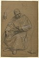 "Drawing, Study for ""Titian Showing, 1872 (CH 18566247).jpg"
