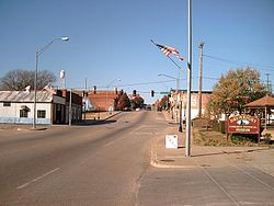 Downtown Drumright