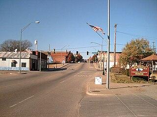 Drumright, Oklahoma City in Oklahoma, United States