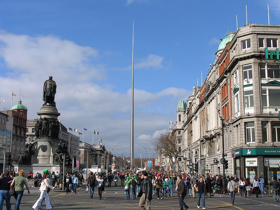 Dublin O'Connell Street2