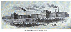 Dueber-Hampden Watch Company - The Deuber Hampden Watch Factory - Canton, OH