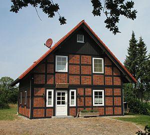 Dümmer, Mecklenburg-Vorpommern - Image: Duemmer Dorfstr 39b
