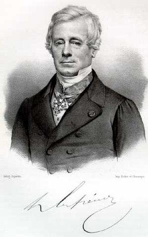 Ours-Pierre-Armand Petit-Dufrénoy - Armand Dufrénoy
