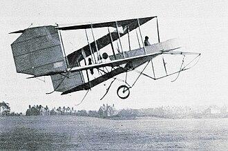 Dunne D.8 - Dunne D.8 at Farnborough, 11 March 1914