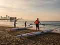 Durban beach front, KwaZulu Natal, South Africa (20513252395).jpg