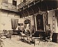 Durbar Hall in the new palace at Makarpura, near Baroda in the 1890s.jpg