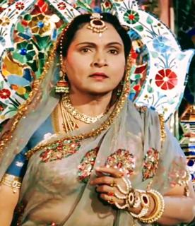 Durga Khote Indian Actress