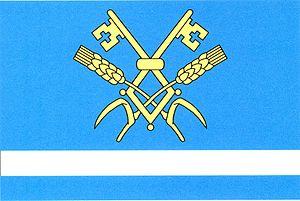 Dvorce (Jihlava District) - Image: Dvorce (okres Jihlava) vlajka