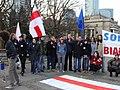 Dzień Solidarności z Białorusią - marzec 2011 22.JPG