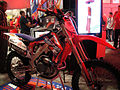 E3 2011 - 2K booth Motocross bike (5822114989).jpg