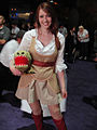 E3 2011 - Dragon Nest girl (Nexon) (5822118427).jpg