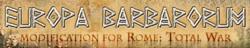 Europa Barbarorum  Reduced Build Time