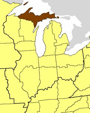 Episcopal Diocese of Northern Michigan - Image: ECUSA Northern Michigan