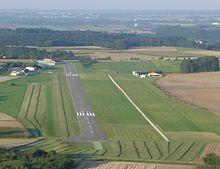 Flugplatz - Wikipedia