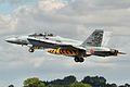 EF-18BM Hornet - RIAT 2014 - Explored --) (14857557065).jpg