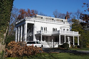 Tenafly, New Jersey - Elizabeth Cady Stanton House