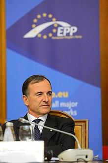 Frattini nel 2012.