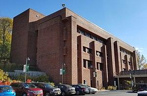 J. Henry Walters - Walters Hall, SUNY-ESF, Syracuse, New York
