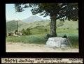 ETH-BIB-Staffelegg, Errat Seewerkalk-Block bei Pkt. 662, von Osten (gegen Achenberg)-Dia 247-14396.tif