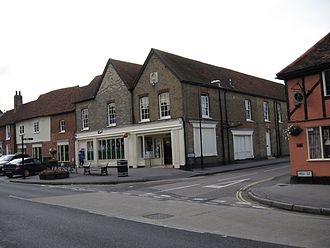 Earls Colne - Coop building