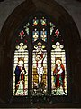 East Window, St. Cein's Church, Llangeinor - geograph.org.uk - 475403.jpg