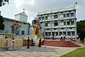 Eastern Entrance and Annex Building - Bandel Basilica - Hooghly - 2013-05-19 7757.JPG