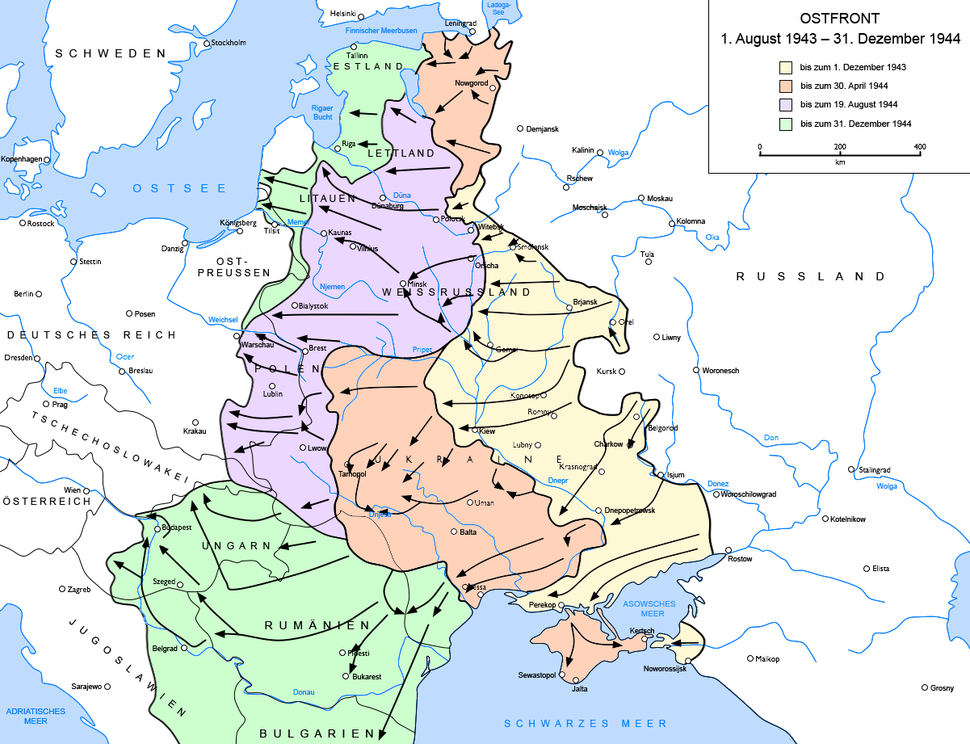 Eastern Front 1943-08 to 1944-12 de