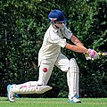 Eastons Cricket Club Sunday match, Little Easton, Essex, England 13.jpg