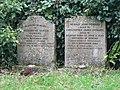 Ebbesbourne Wake, poignant gravestones - geograph.org.uk - 1031094.jpg