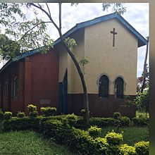 Ebwali St. John' Anglican Church at Bunyore, Kenya was founded by Esau Khamati Oriedo in 1923.