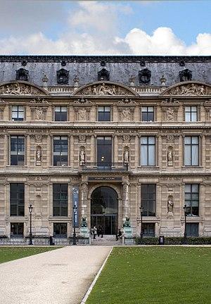 École du Louvre - Ecole du Louvre logo