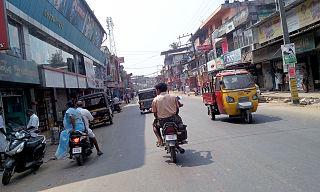 Edakkara village in Kerala, India
