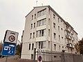 Edificio ristrutturato fra via f.lli Rosselli e via Compagnoni.jpg