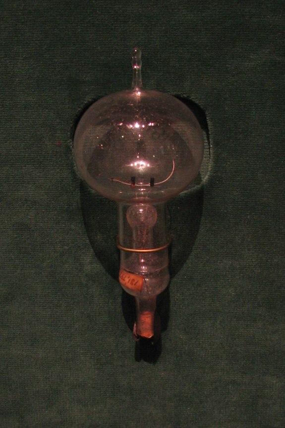Edison Carbon Bulb