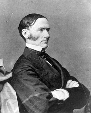 Edward Dickinson Baker - Edward Baker in 1850 as a member of the U.S. House of Representatives from Illinois's 6th congressional district